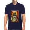 The DUDE Dudeism Religion Mens Polo
