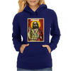 The DUDE Dudeism Religion Womens Hoodie