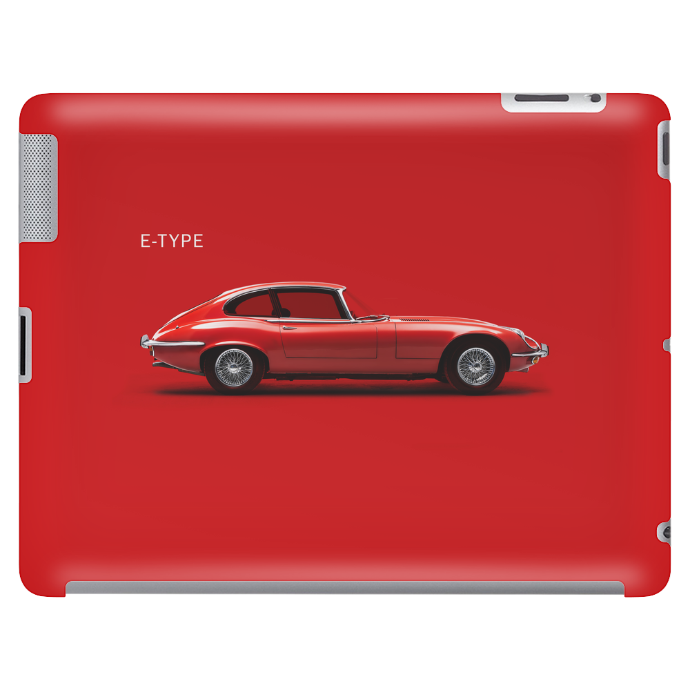 The E Type Tablet (horizontal)