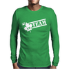 THE EH TEAM Mens Long Sleeve T-Shirt