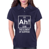The Element Of Surprise Womens Polo