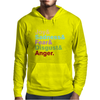 The Emotions Mens Hoodie