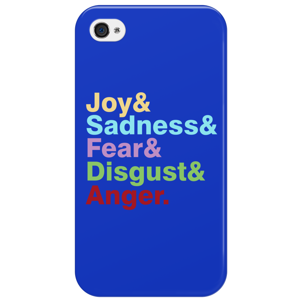 The Emotions Phone Case