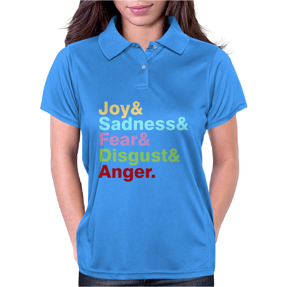 The Emotions Womens Polo