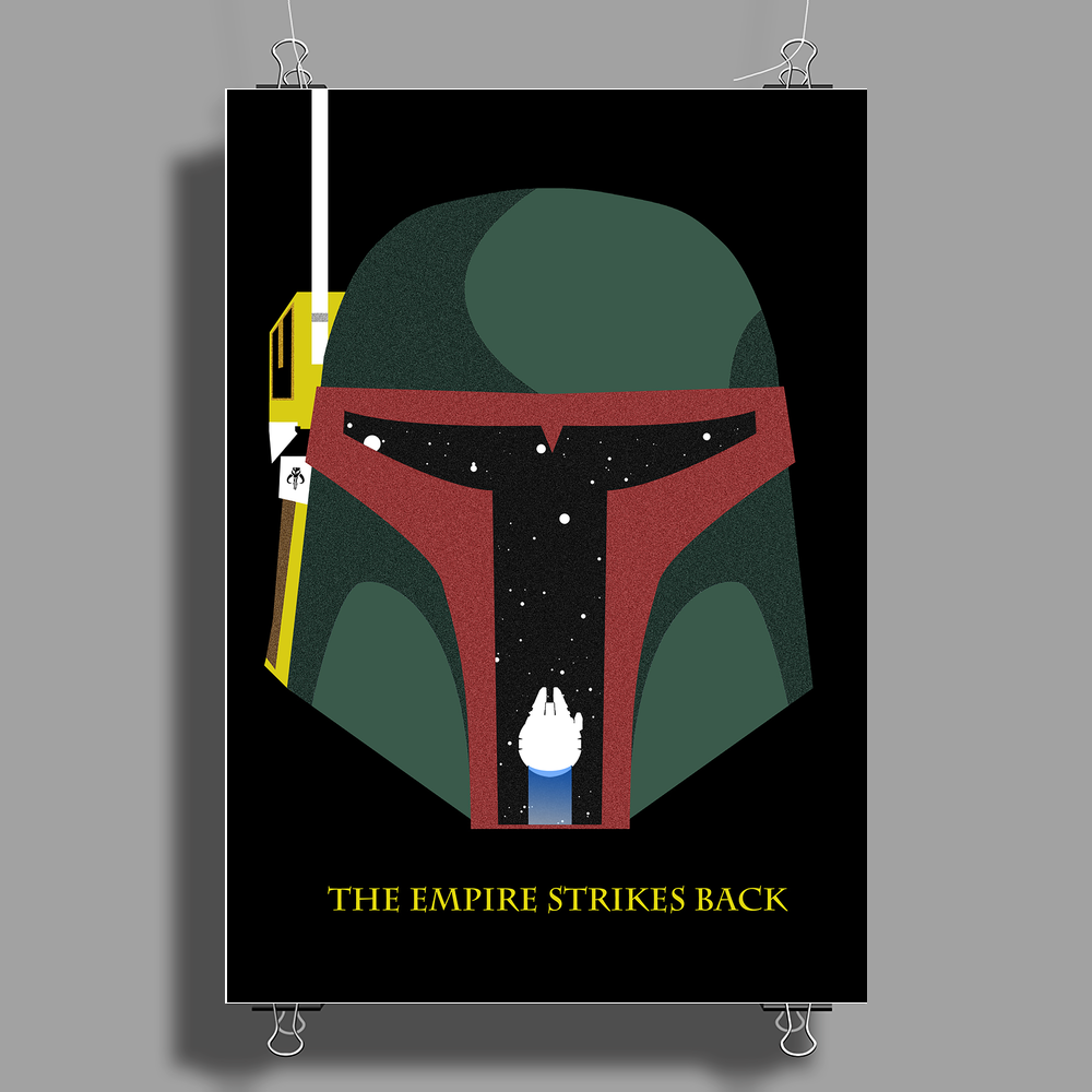 The Empire Poster Print (Portrait)