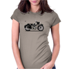 The ES2 Womens Fitted T-Shirt