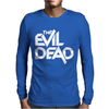 The Evil Dead Mens Long Sleeve T-Shirt
