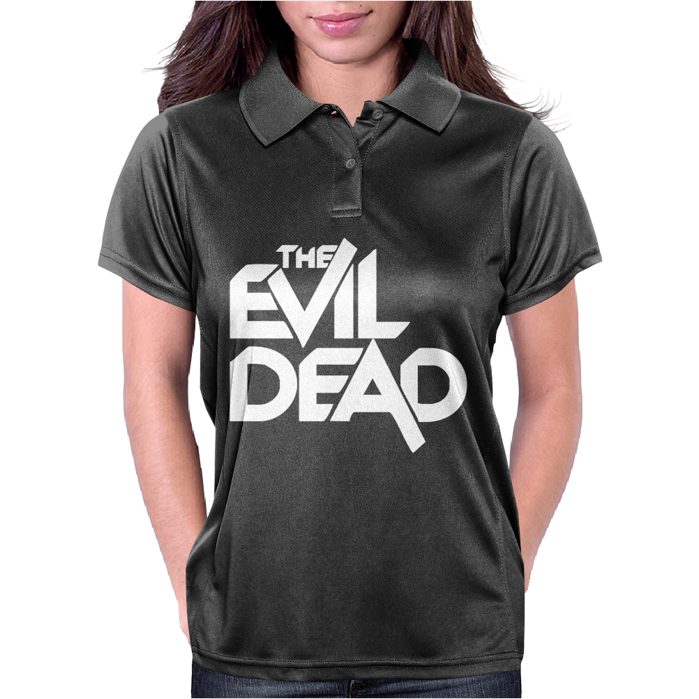The Evil Dead Womens Polo