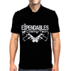 The Expendables Casting Team Mens Polo