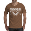 The Expendables Casting Team Mens T-Shirt