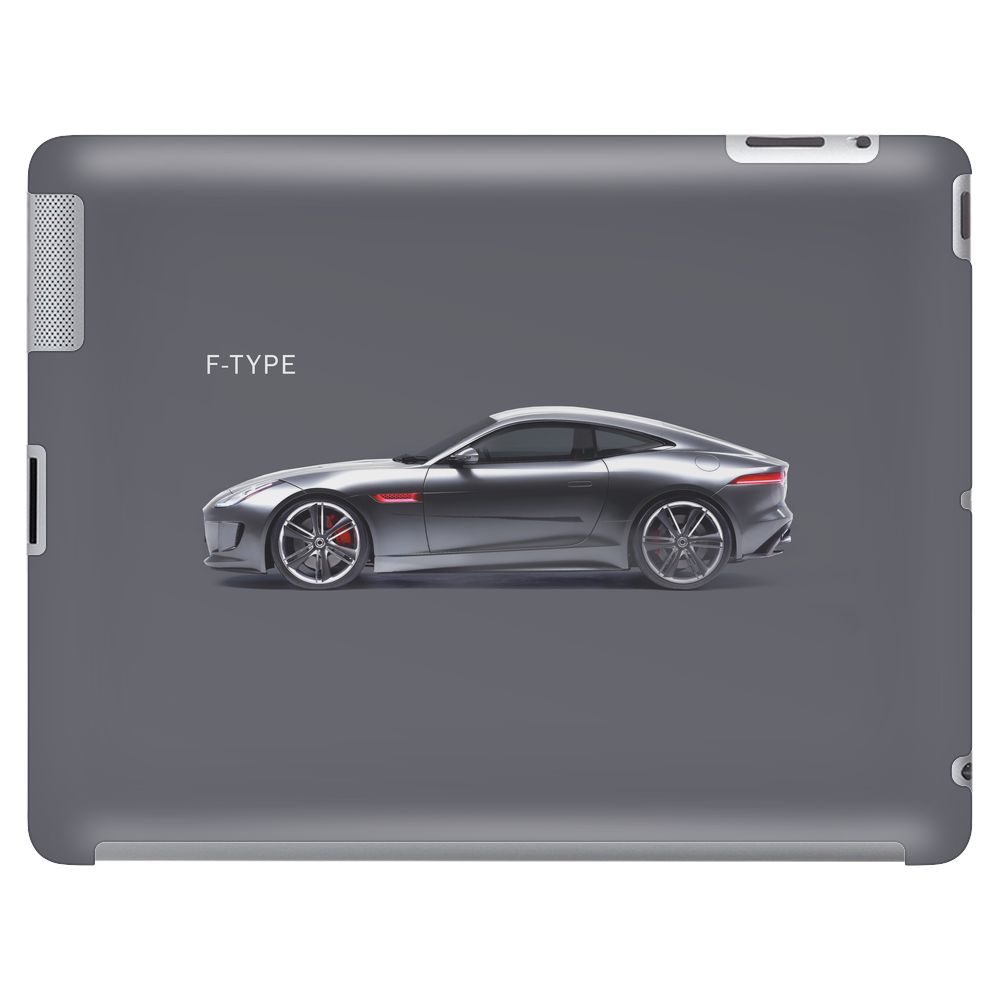 The F-Type Tablet (horizontal)