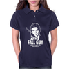 The Fall Guy Womens Polo