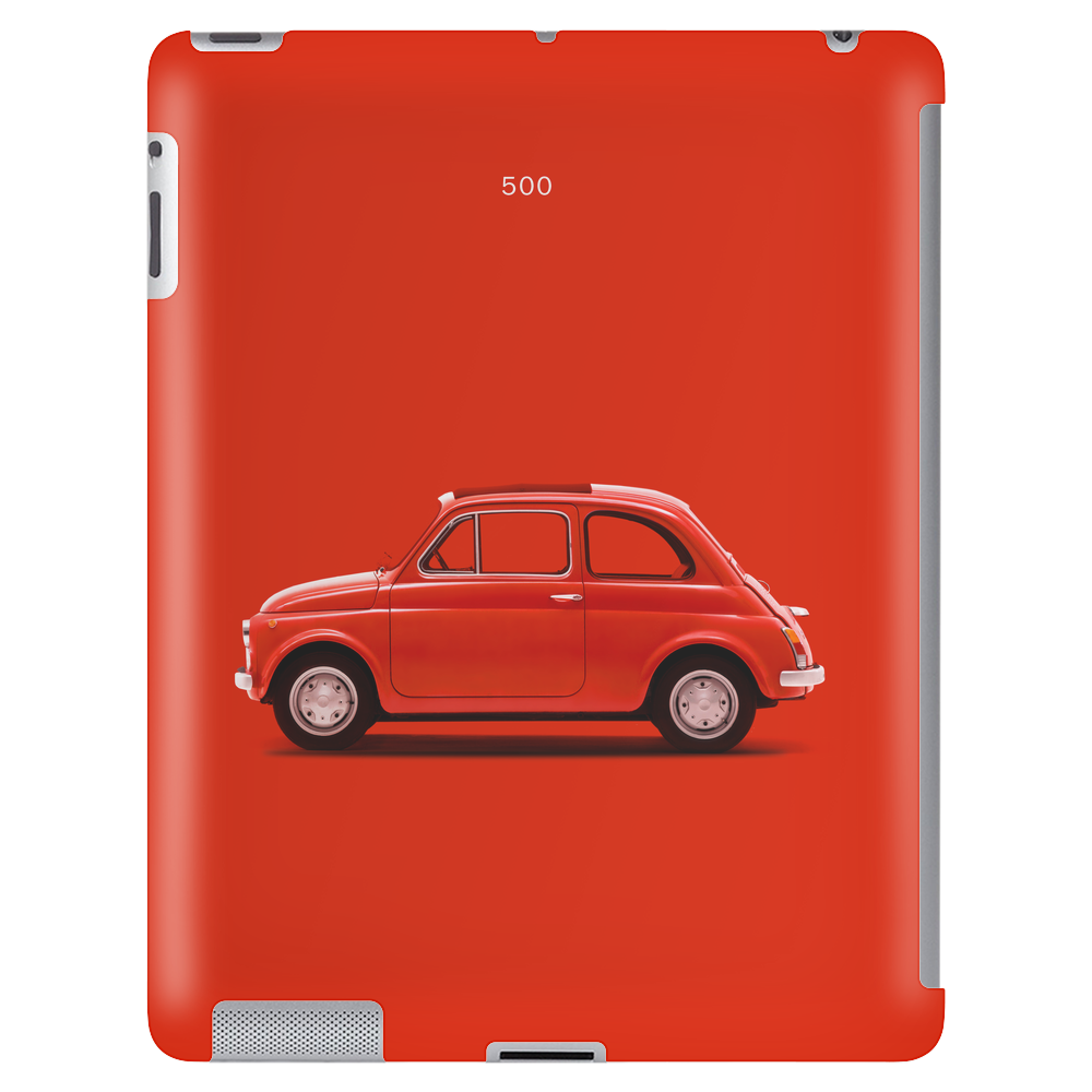 The Fiat 500 Tablet (vertical)