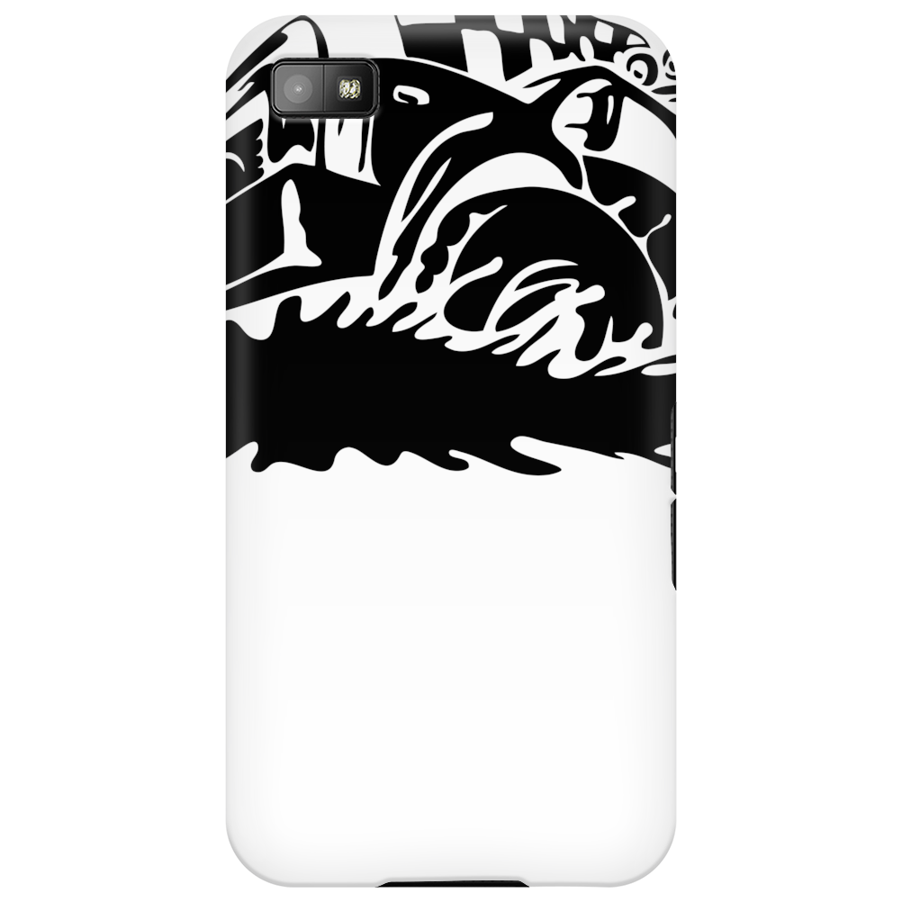 The Finish Flag Phone Case