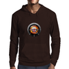The fire within England Mens Hoodie