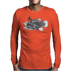 The Fish Mens Long Sleeve T-Shirt