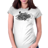 The Fish Womens Fitted T-Shirt