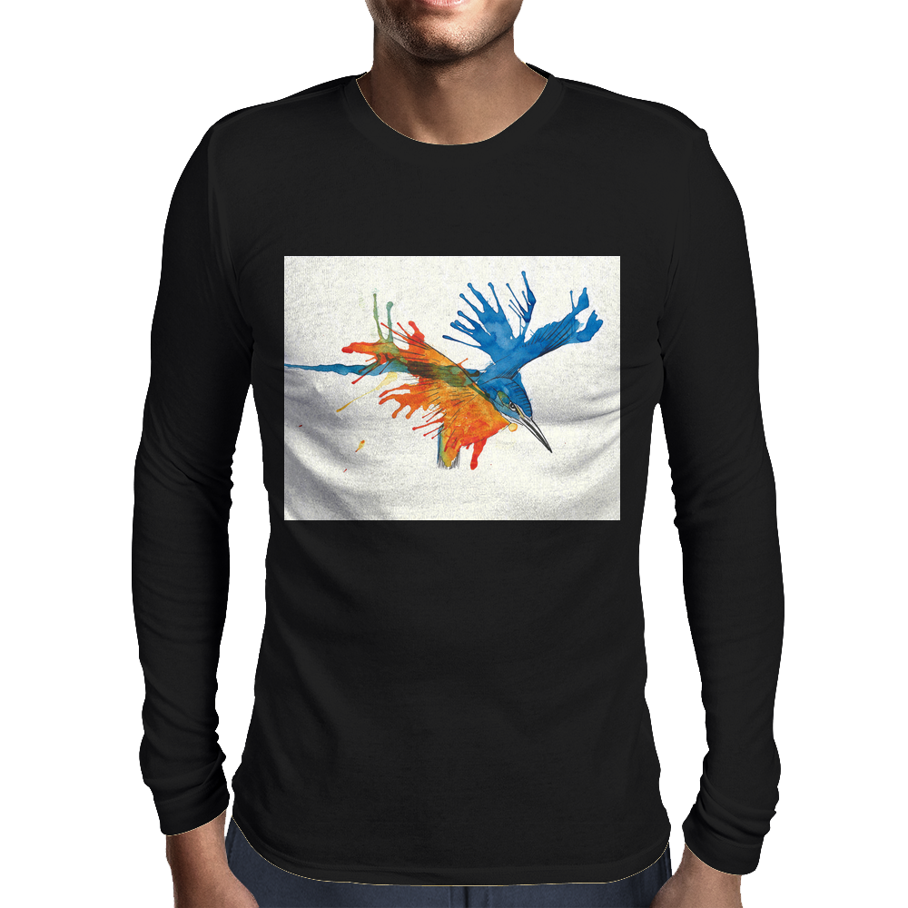 The Fisher King Mens Long Sleeve T-Shirt