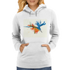 The Fisher King Womens Hoodie