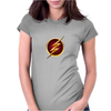 The Flash - Apparel Womens Fitted T-Shirt