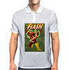 The Flash - Full Mens Polo