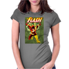 The Flash - Full Womens Fitted T-Shirt