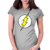 The Flash Grunge Original Womens Fitted T-Shirt