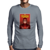 The Flash Low-Poly Mens Long Sleeve T-Shirt