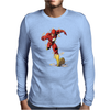 The Flash Mens Long Sleeve T-Shirt