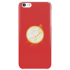 The Flash (realistic logo) Phone Case