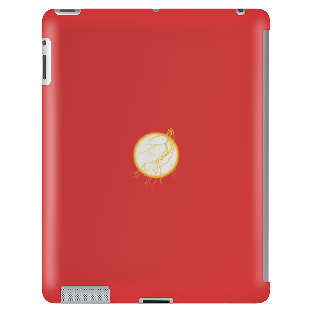 The Flash (realistic logo) Tablet