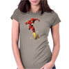 The Flash Womens Fitted T-Shirt