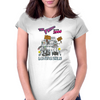 The Flight Of The Conchords - Binary Solo - Robots - The Humans Are Dead Womens Fitted T-Shirt