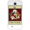 The Fool Tarot Card – number 0. Phone Case