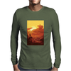The Force Awakens Mens Long Sleeve T-Shirt