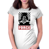 The Force Womens Fitted T-Shirt