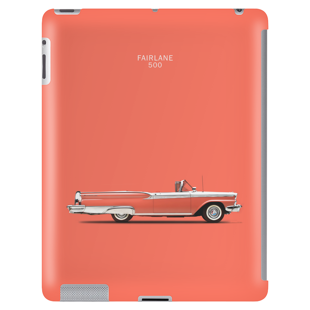 The Ford Fairlane Tablet (vertical)