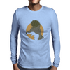 The fox and the hedgehog Mens Long Sleeve T-Shirt