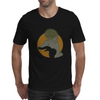 The fox and the hedgehog Mens T-Shirt