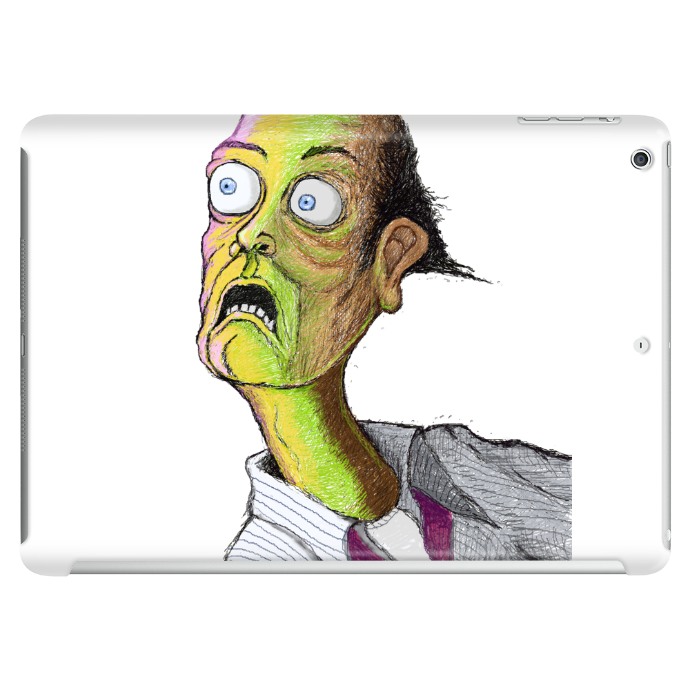 The Frightened Man  Tablet (horizontal)