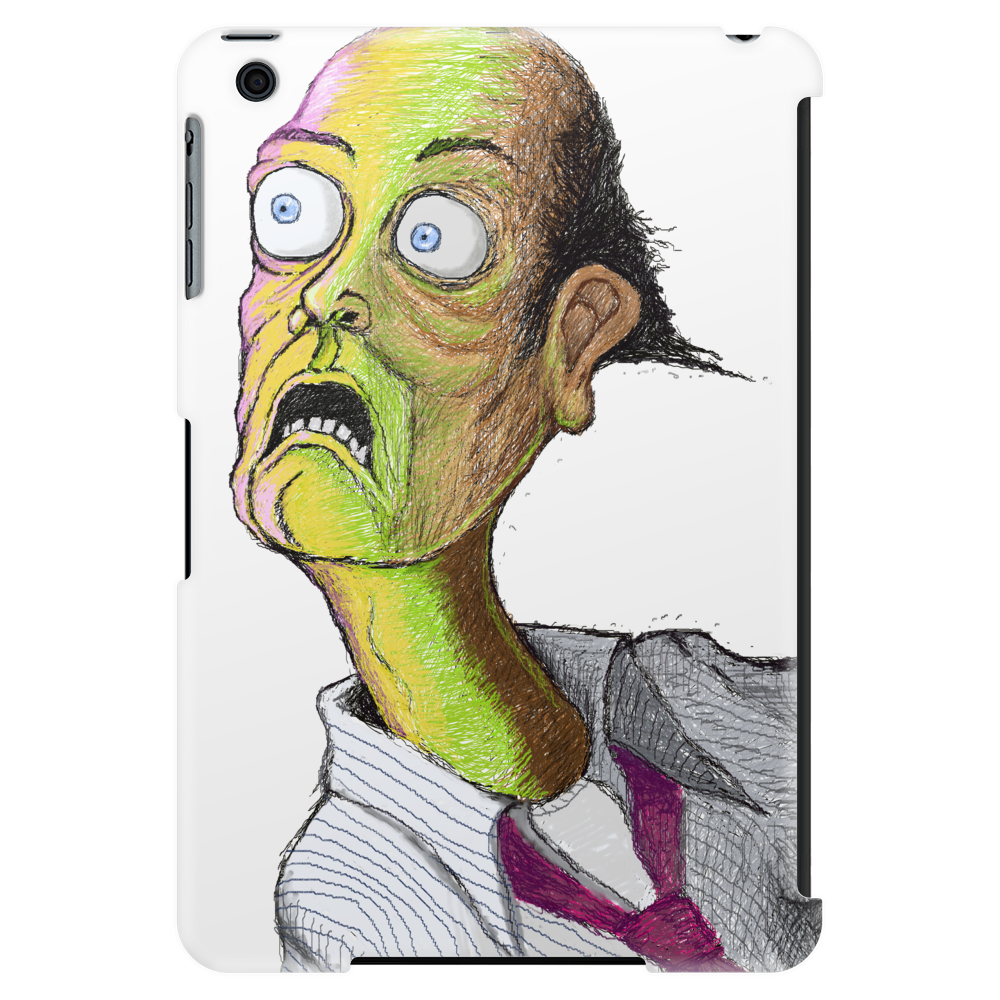 The Frightened Man  Tablet (vertical)