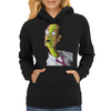 The Frightened Man  Womens Hoodie