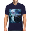 The frogfish with bubbles Mens Polo