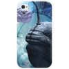 The frogfish with bubbles Phone Case