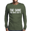 The Game Mens Long Sleeve T-Shirt