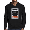 The Game Of Thrones Hodor Obey Mens Hoodie