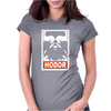 The Game Of Thrones Hodor Obey Womens Fitted T-Shirt