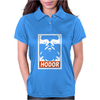 The Game Of Thrones Hodor Obey Womens Polo