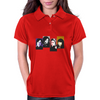 The Game Of Thrones - My Favourite Characters - 80s Style - Jon Snow, Khaleesi, Tyrion, Bran Stark Womens Polo