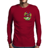 The Goalkeeper Mens Long Sleeve T-Shirt